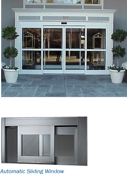 Automatic Doors Company Delaware Diamond State Door