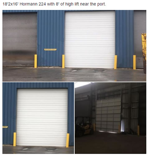 Commercial Garage Doors Company Delaware Diamond State Door